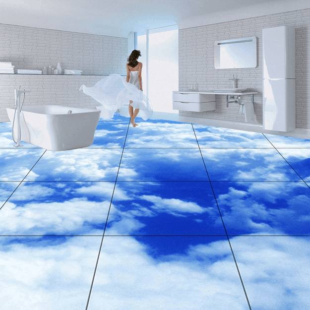 Walking-above-blue-sky-customize-sky-and